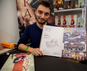 Fabrizio Cosentino, Aeka